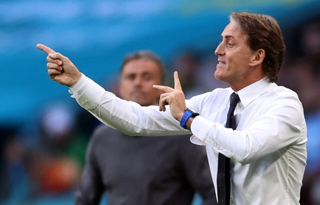 MANCINI: 'IT'S NOT OVER YET FOR ITALY' - Bóng Đá