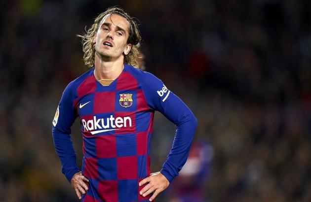 Barcelona 'would consider Man City trio' in exchange deal for Antoine Griezmann - Bóng Đá