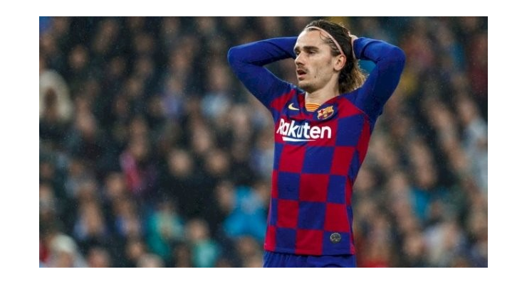Chelsea shirt numbers Antoine Griezmann could wear with Barcelona 'to offer deal' - Bóng Đá