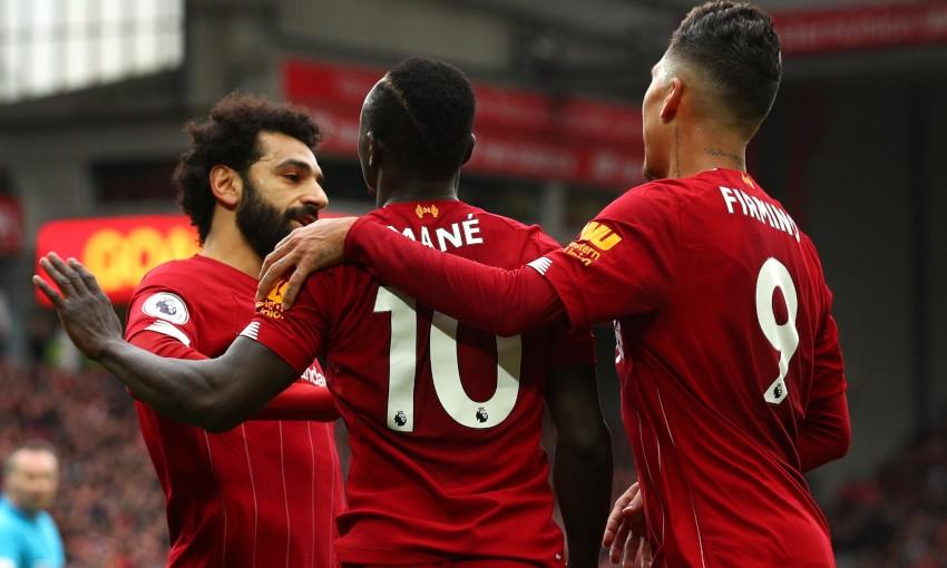 Sadio Mane says Roberto Firmino deserves more credit than him or Mohamed Salah - Bóng Đá