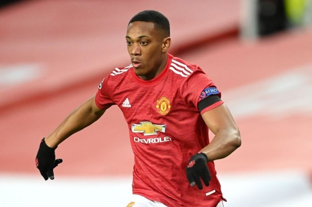 Manchester United have two Anthony Martial replacements who can save the Glazers millions - Bóng Đá
