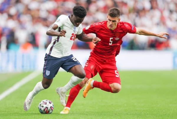 3 quyết định đúng đắn của Southgate trận thắng Đan Mạch - Bóng Đá