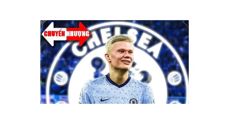Tin chuyển nhượng 8/7: Chelsea chốt gia Haaland 150 triệu bảng