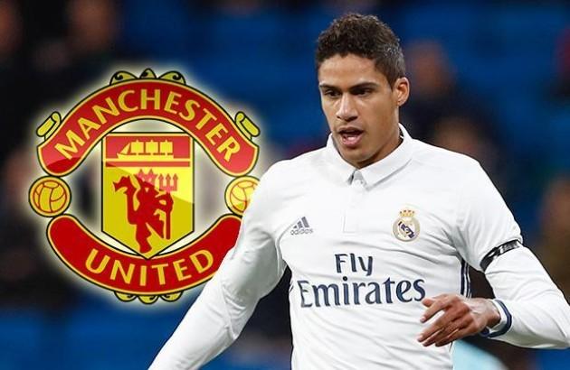 Manchester United will offer Raphaël Varane the wages that he wants. - Bóng Đá