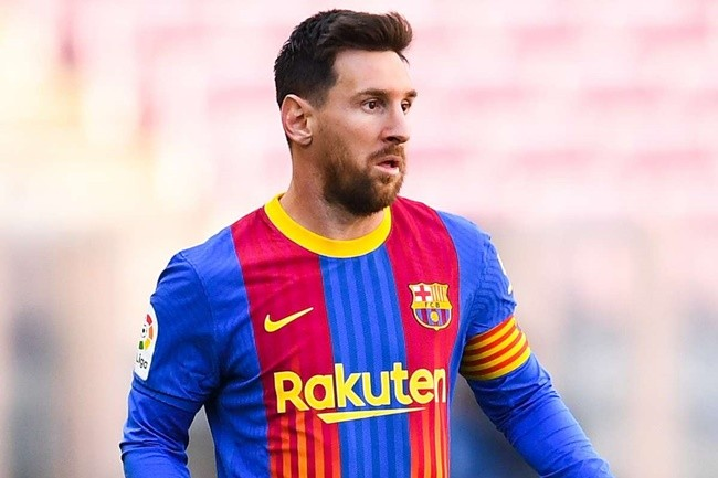 Messi agreed to cut more than 50% of his salary - Bóng Đá