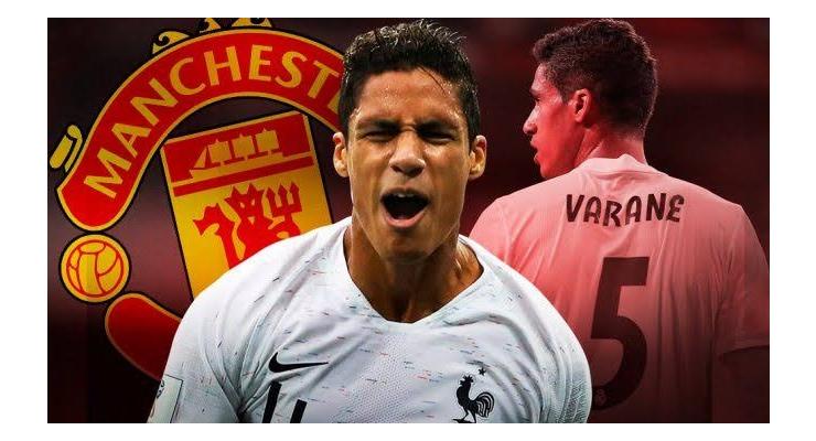 Xác nhận: Man Utd chỉ còn 1 rào cản trong thương vụ Varane - Bóng Đá