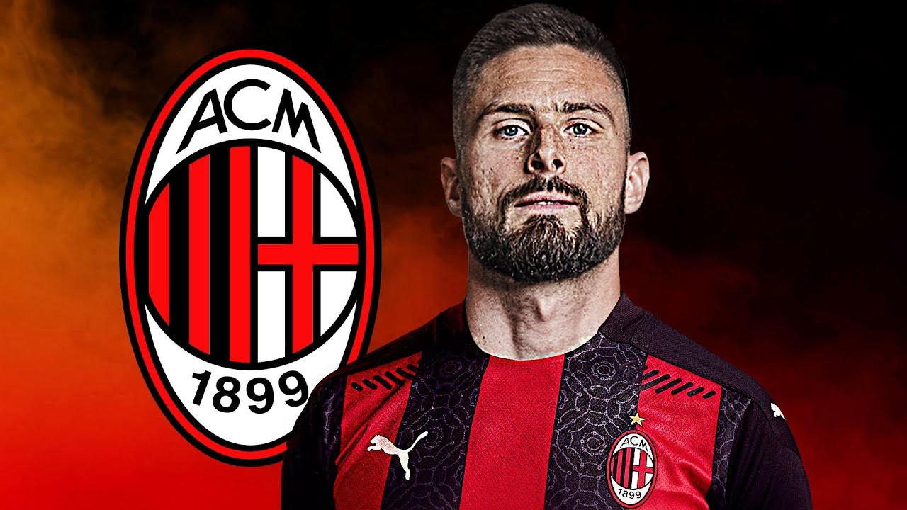 AC Milan have reached an agreement with Chelsea to sign Olivier Giroud - Bóng Đá