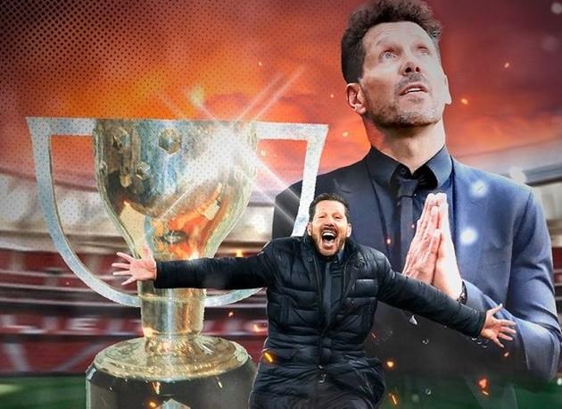 Simeone signs new Atletico Madrid deal until 2024 - Bóng Đá