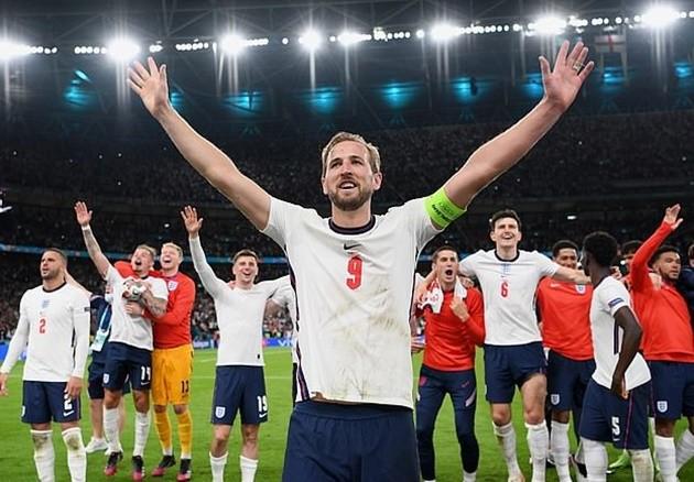EURO facts: England - Bóng Đá