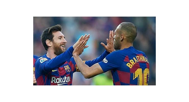 Cầu thủ giàu thứ 2 sau Messi ở Barca là cái tên ít ai ngờ