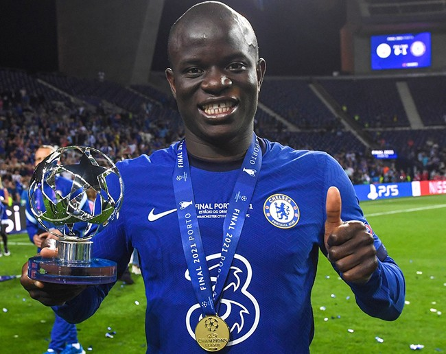 Mount và 6 cái tên tạo nên bộ khung vàng cho Chelsea mùa giải 2021/22 - Bóng Đá
