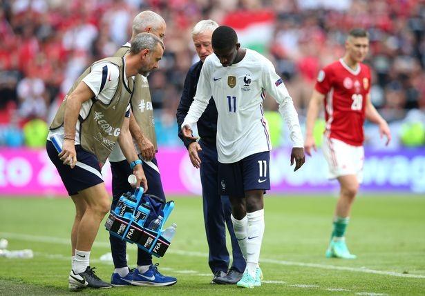 Ousmane Dembele 'could join Manchester United on a free transfer next summer' - Bóng Đá