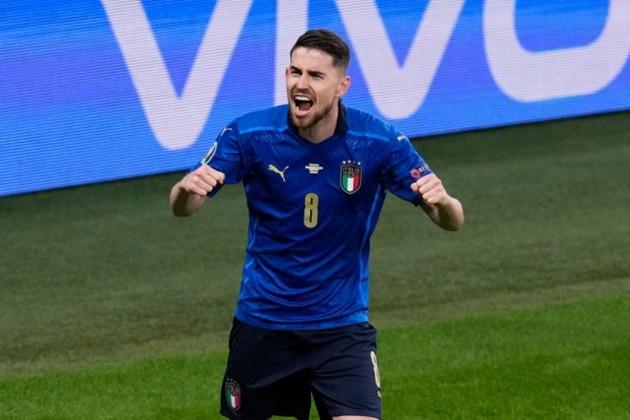 England 'must stop' Italy star Jorginho if they want to win Euro 2020 final, says Paul Merson - Bóng Đá