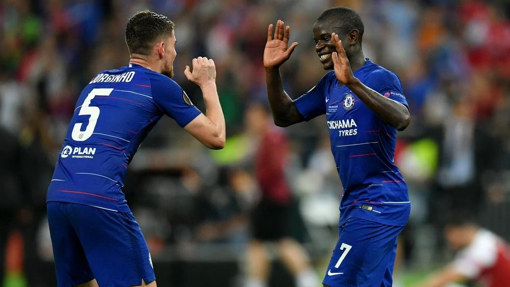 Chelsea quartet 'in line for new contracts at club' - Bóng Đá