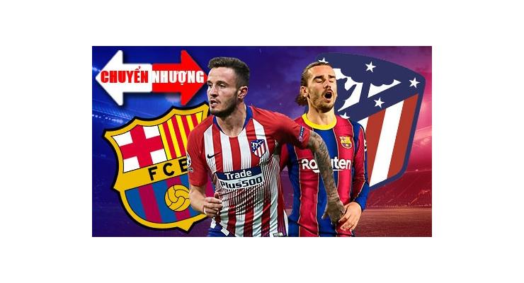 Tin chuyển nhượng 10/7: Griezmann về lại Atletico, Saul sang Barca?
