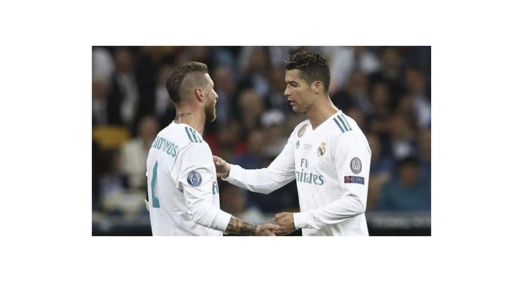 Ronaldo muốn tới PSG để tái ngộ cùng Ramos