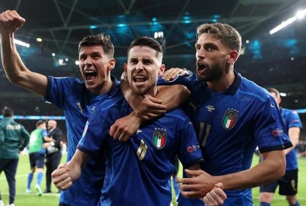 11 con số trên đường Ý vào CK EURO: - Bóng Đá