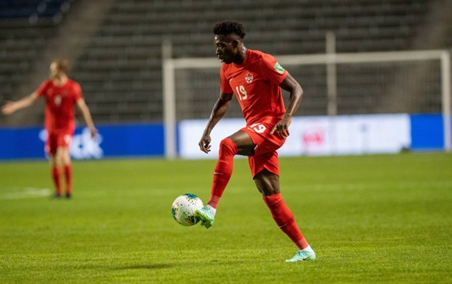 Alphonso Davies ruled out for Gold Cup - Bóng Đá