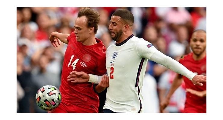 Kyle Walker holds key to England's defensive solidity at Euro 2020 - Bóng Đá
