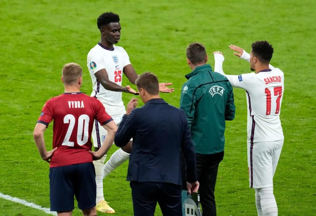 Tại sao Sancho nên đá chính ở trận chung kết EURO - Bóng Đá