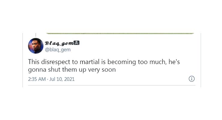 CĐV Man Utd nổi đóa, phản pháo phát biểu của Courtois về Martial - Bóng Đá