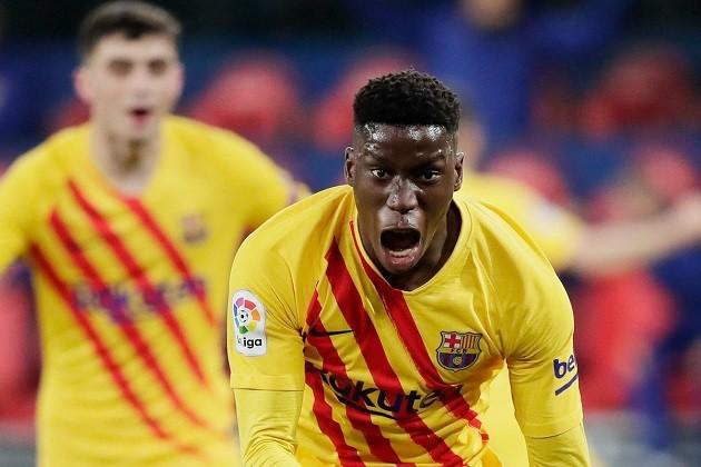 Ilaix Moriba will not renew at Barca if they sign Wijnaldum  - Bóng Đá