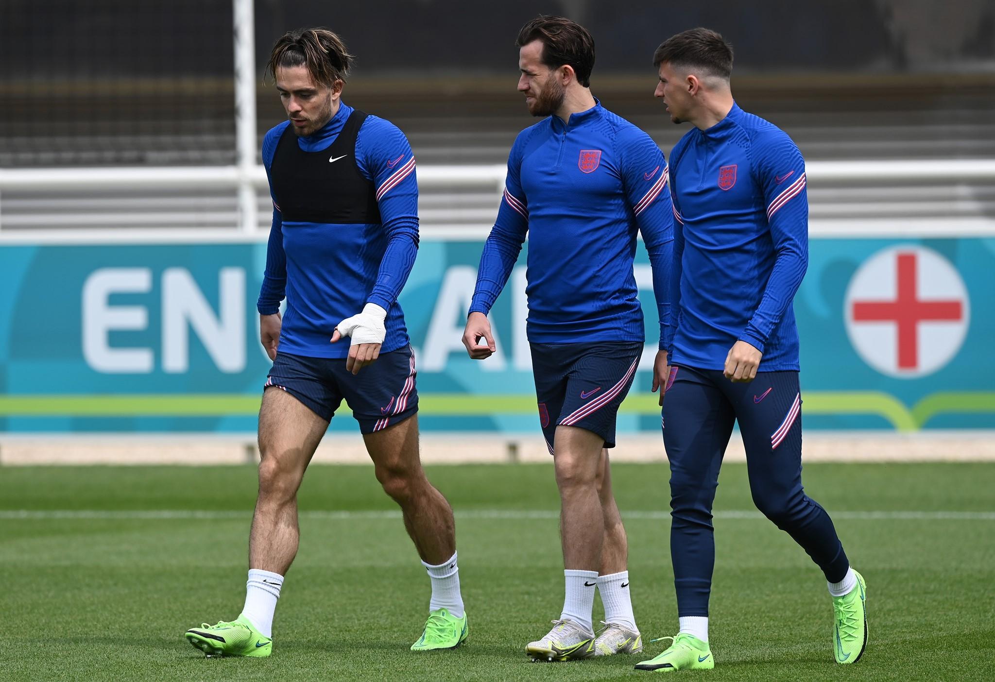 Shaw đầy mạnh mẽ, tuyển Anh sẵn sàng chiến Ý - Bóng Đá