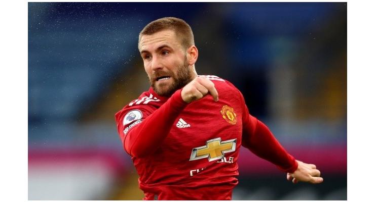 Luke Shaw's has made the left back a key man in England's  - Bóng Đá