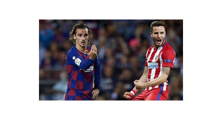 Barcelona muốn đổi Griezmann lấy Saul