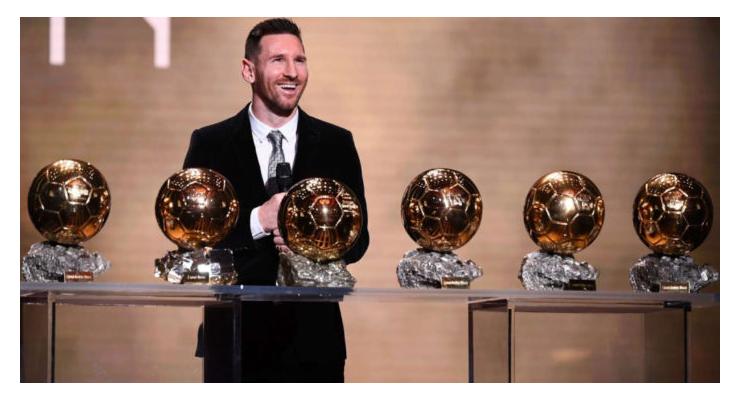 Messi có xứng đoạt QBV 2021 sau chức vô địch Copa America? - Bóng Đá