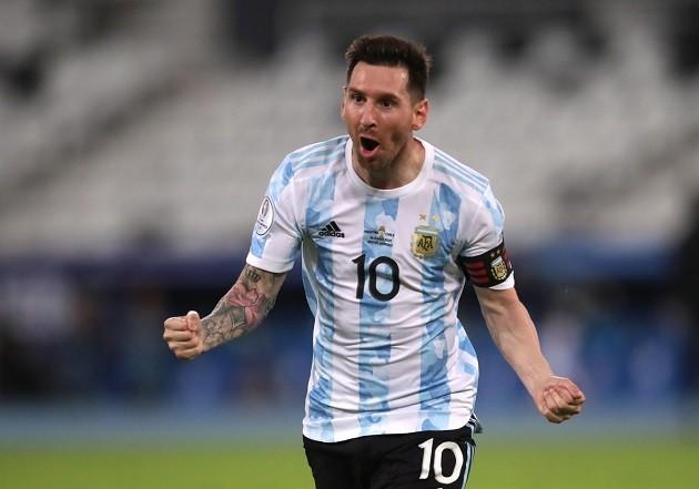 Vô địch Copa America nhưng Messi vẫn còn một điều ước - Bóng Đá