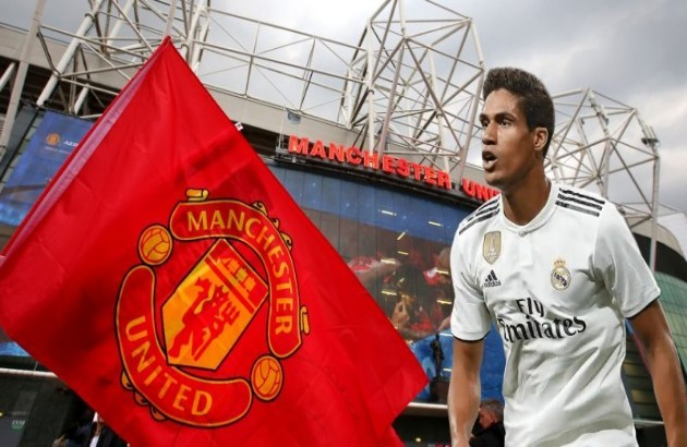 Manchester United 'are close to agreeing personal terms with Raphael Varane - Bóng Đá