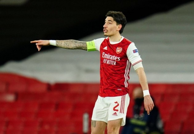 Hector Bellerin has met with Arsenal to request a transfer to Inter Milan this window, according to reports from Italy. - Bóng Đá