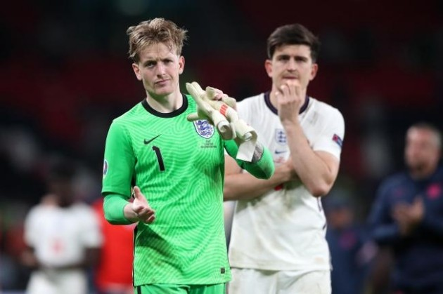 Why Jordan Pickford is an England goalkeeping giant despite Euro 2020 final agony against Italy - Bóng Đá