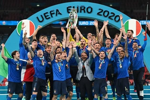 Italy hạ gục Anh: Bóng đá không về nhà, bóng đá về Rome! - Bóng Đá