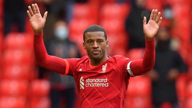 Gini Wijnaldum gives clear answer on Liverpool transfer future after Jurgen Klopp praise - Bóng Đá
