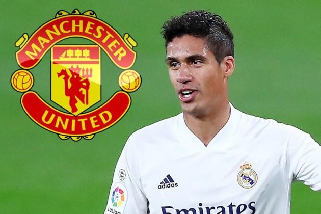 Bạn có biết tại sao Real Madrid sẵn sàng để Varane đến Man Utd? - Bóng Đá