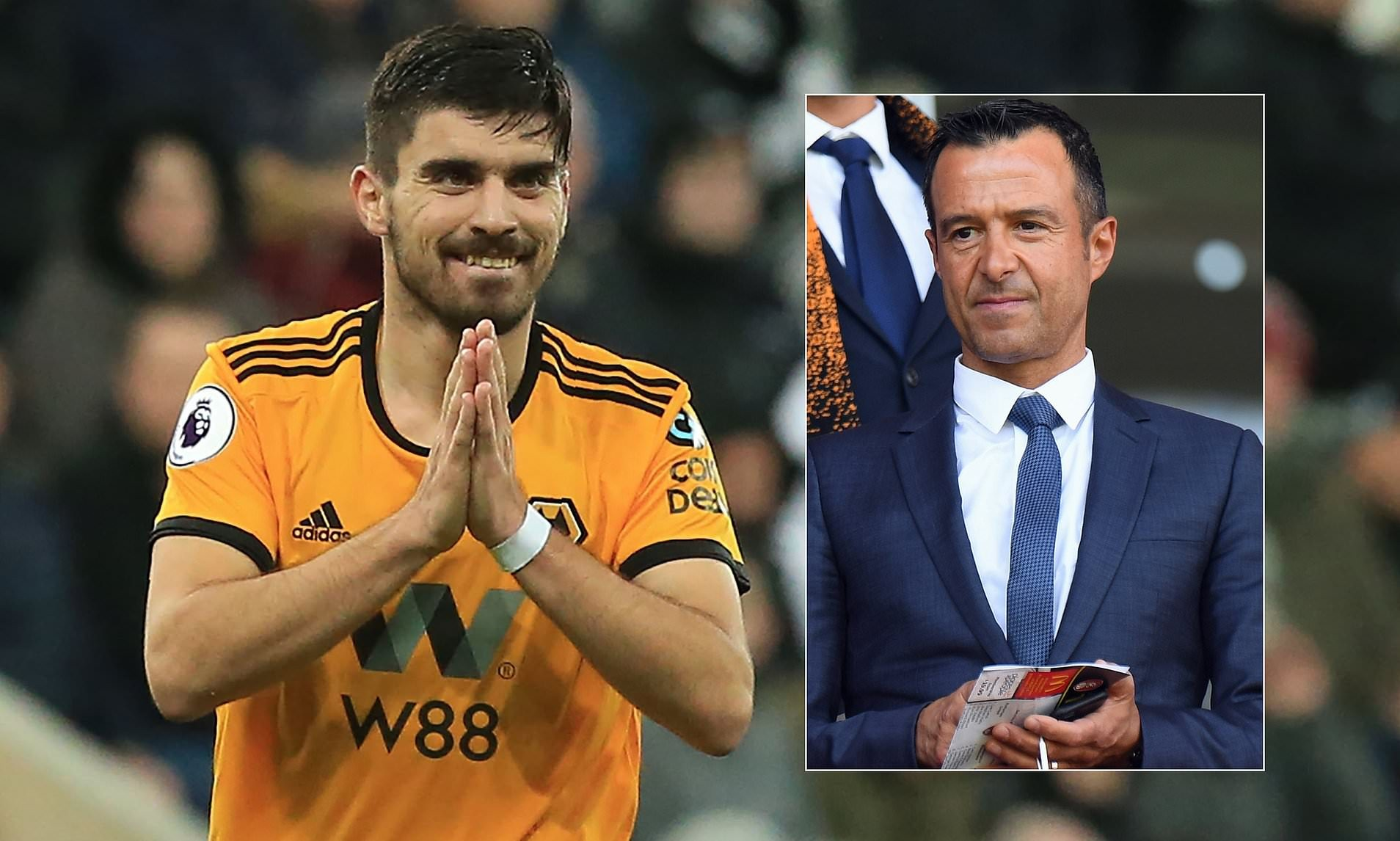 Arsenal in talks over Ruben Neves transfer with agent Jorge Mendes and Edu in contact over £35m Wolves midfielder - Bóng Đá