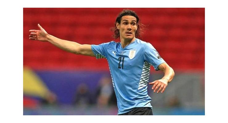 Man Utd star Edinson Cavani's stance on giving up No 7 shirt for Jadon Sancho explained - Bóng Đá