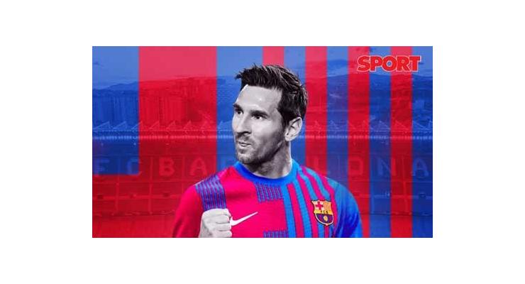 Messi đồng ý giảm 50% lương để ở lại Barca thêm 5 năm