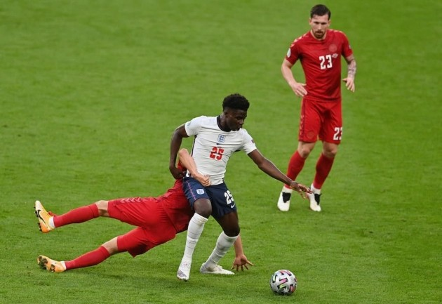 saka-named-as-one-of-five-players-who-impressed-for-england-at-euro - Bóng Đá