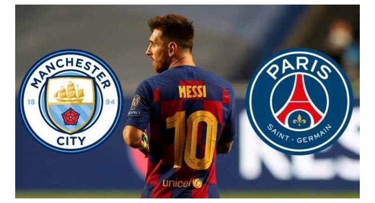 Messi vẫn có thể chuyển sang Man City hoặc PSG vào năm sau
