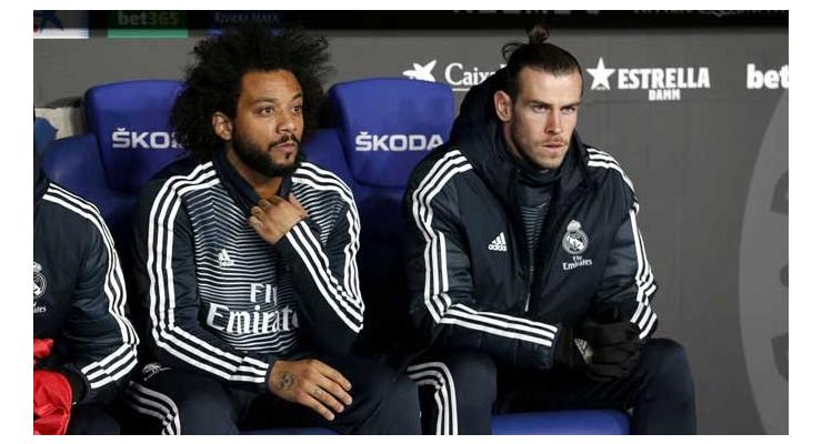 Bale và Marcelo có thể đá nốt cho Real trong năm cuối hợp đồng của họ