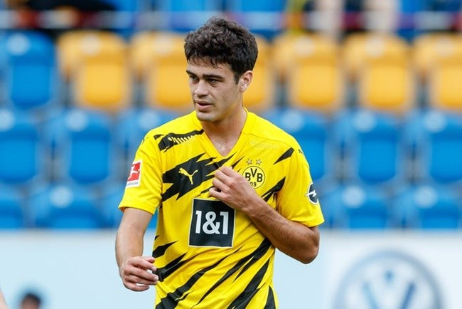 Gio Reyna gets the No.7 shirt at Borussia Dortmund - Bóng Đá