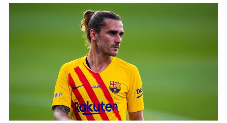 Griezmann là cái tên đầu tiên cần thanh lý của Barca