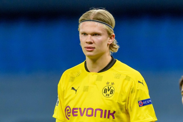 Borussia Dortmund reject Chelsea's move to include two players in Erling Haaland bid - Bóng Đá
