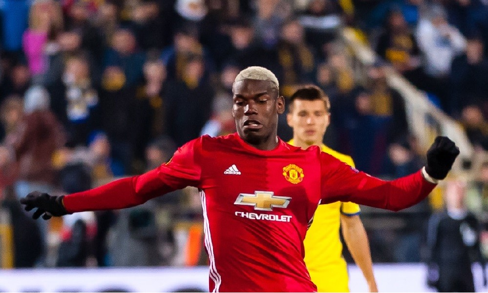 Pogba - Report: Man Utd 'close to renewing' deal for £68.2m man, will be 'record contract' - Bóng Đá