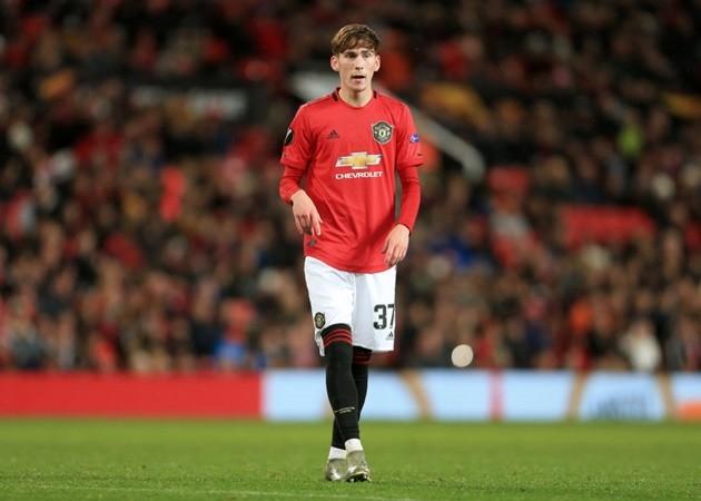 Four clubs show interest in 20-year-old Man United starlet – What should Solskjaer do? (James Garner) - Bóng Đá
