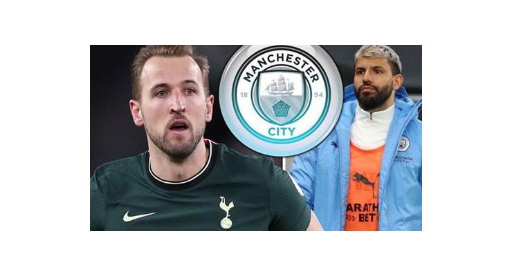 Man City sẽ mua ai thay Aguero?