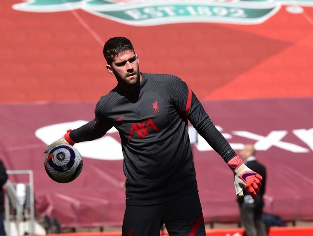 'Really, really close': Fabrizio Romano makes exciting Liverpool claim (Alisson) - Bóng Đá